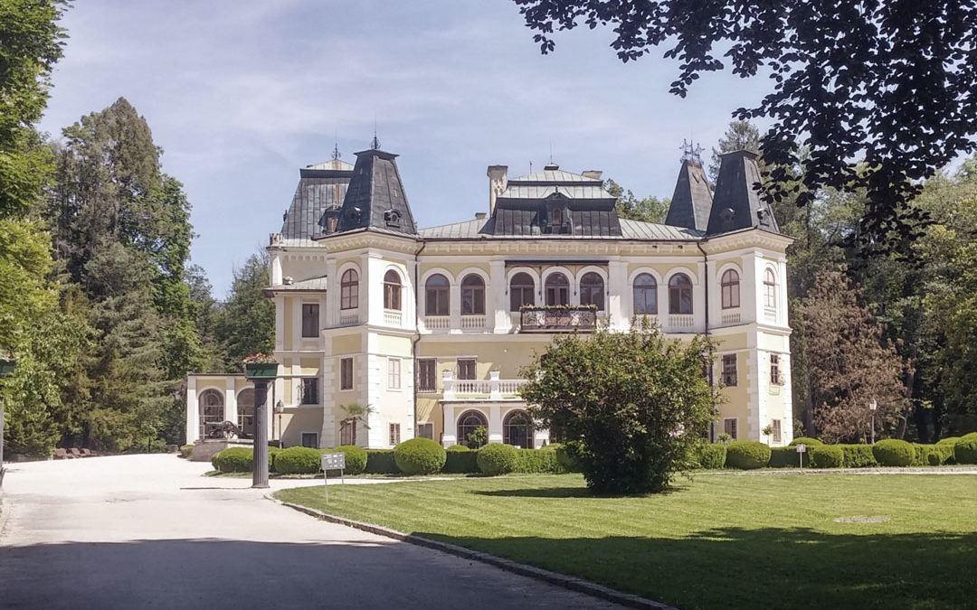 Pałac w Guzowie